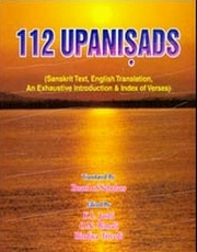 112 Upanisads (2 Vol Set), K.L. Joshi, SPIRITUAL TEXTS Books, Vedic Books