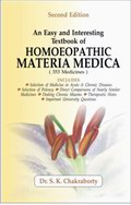 An Easy and Interesting textbook of Homeopathic Materia Medica