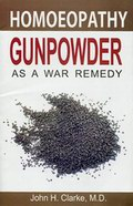 Gunpowder as a war remedy