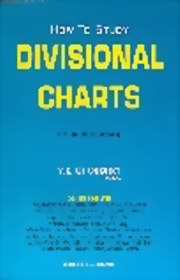 How to Study Divisional Charts, V.K. Choudhry, DIVINATION Books, Vedic Books
