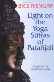 Light on Yoga Sutra of Patanjali, B.K.S. Iyengar, MASTERS Books, Vedic Books