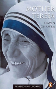 Mother Teresa, 2002 Edition, Navin Chawla, MASTERS Books, Vedic Books