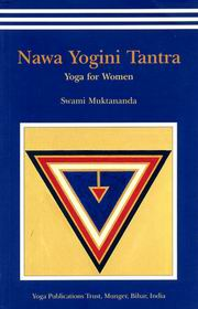 Nawa Yogini Tantra: Yoga for Women, Swami Muktananda, YOGA Books, Vedic Books