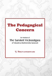 The Pedagogical Concern, S. Bhuvaneshwari, EDUCATION Books, Vedic Books