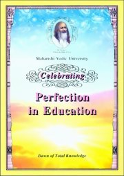 Celebrating Perfection in Education, Maharishi Mahesh Yogi, MAHARISHI MAHESH YOGI Books, Vedic Books