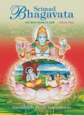 Srimad Bhagavata: The Holy book of God (Set of 4 vols.)