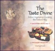 Taste Divine, Vanamali, COOKING Books, Vedic Books