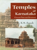 Temple Of Karnataka: (Ground Plans and Elevations) (2 Vols.)