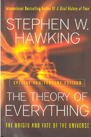 The Theory Of Everything, Stephen W. Hawking, INSPIRATION Books, Vedic Books