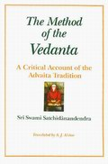 The Method of the Vedanta: A Critical Account of the Advaita Tradition