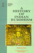 A History of Indian Buddhism (Hard Cover)