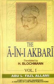 The Ain-i-Akbari (2 parts in 3 Vols.), Abul Fazl Allami, H.S. Jarrett (Tr.), Jadunath Sarkar (Annot.), JUST ARRIVED Books, Vedic Books