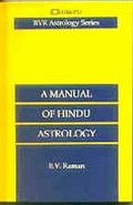 Manual of Hindu Astrology