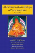 Abhidharmakosa-Bhasya of Vasubandhu (Set of 4 Vols.): The Treasury of the Abhidharma and its (Auto) Commentary