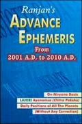 Ranjan's Advance Ephemeris from 2001 A.D TO 2010 A.D