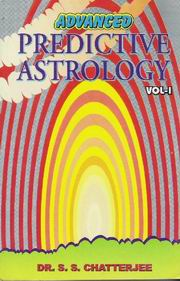 Advanced Predictive Astrology in 2 Vols, S S Chatterjee, DIVINATION Books, Vedic Books