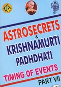 Astrosecrets & Krishnamurti Padhdhati: Timing Of Events (Part VII)