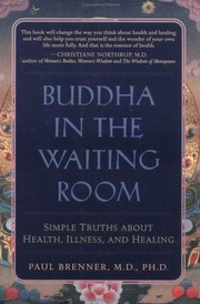 Buddha in the Waiting Room, Paul Brenner, HEALING Books, Vedic Books