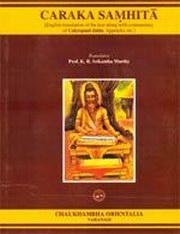 Caraka Samhita: Sutra Sthana and Nidana Sthana - Volume 1 by K.R. ...