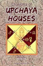 Charisma of Upchaya Houses, Raj Kumar, JYOTISH Books, Vedic Books