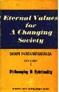 Eternal Values for a Changing Society (Vol 1)