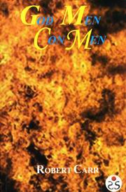 God Men Con Men, Robert Carr, BIOGRAPHY Books, Vedic Books