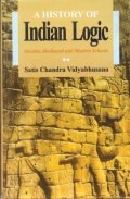 History of Indian Logic