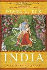 India: A Sacred Geography, Diana L Eck, HISTORY Books, Vedic Books