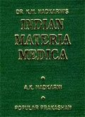 Indian Materia Medica (In 2 Volumes)