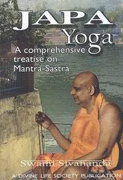 japa yoga swami sivananda pdf