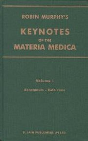 Key Notes of the Materia Medica Commentary & Group Discussions (5 Volume Set), Robin Murphy, HEALING Books, Vedic Books