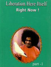 Liberation Here Itself Right Now (Part 1), Vasantha Sai, MASTERS Books, Vedic Books