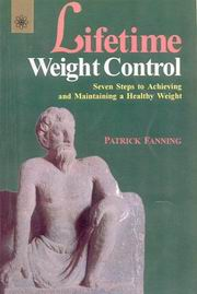 Lifetime Weight Control, Patrick Fanning, HEALING Books, Vedic Books