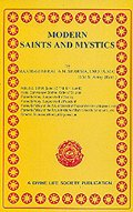 Modern Saints and Mystics