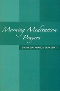 Morning Meditation Prayers