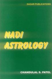 Nadi Astrology, Chandulal S. Patel, JUST ARRIVED Books, Vedic Books