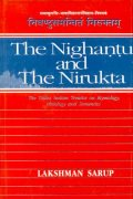 Nighantu and the Nirukta