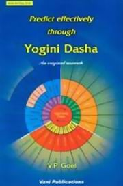 Predict Effectively through Yogini Dasha
