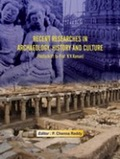 Recent Researches in Archaeology, History and Culture