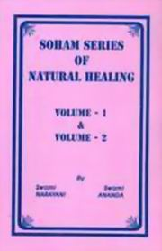 Soham Series of Natural Healing (Volume 1 & 2), Swami Ananda, HEALING Books, Vedic Books