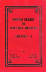 Soham Series of Natural Healing (Volume 4), Swami Ananda, HEALING Books, Vedic Books