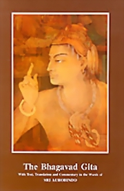 The Bhagavad Gita: With Text, Translation and Commentary in the Words of Sri Aurobindo (Hard Cover), Sri Aurobindo, MASTERS Books, Vedic Books