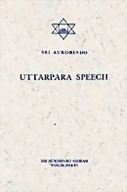 Uttarpara Speech, Sri Aurobindo, MASTERS Books, Vedic Books
