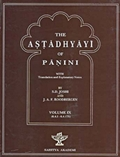 The Astadhyayi of Panini: With translation and Explanatary Notes (Volume IX)