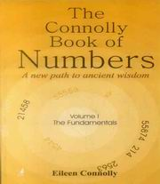 The Connolly Book Of Numbers (Vol. 1), Eileen Connolly, DIVINATION Books, Vedic Books