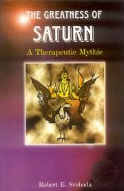 The Greatness of Saturn, Robert E. Svoboda, DIVINATION Books, Vedic Books