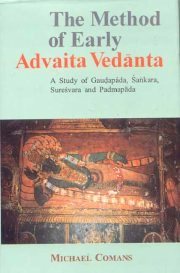 The Method of Early Advaita Vedanta, Michael Comans, PHILOSOPHY Books, Vedic Books