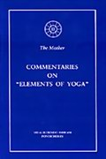 "Commentaries on ""Elements of Yoga"""