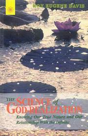 The Science of God Realization, Roy Eugene Davis, YOGA Books, Vedic Books