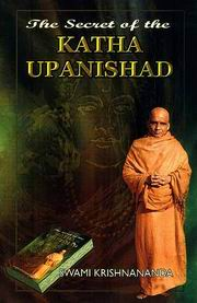 The Secret of the Katha Upanishad, Swami Krishnananda, SPIRITUAL TEXTS Books, Vedic Books